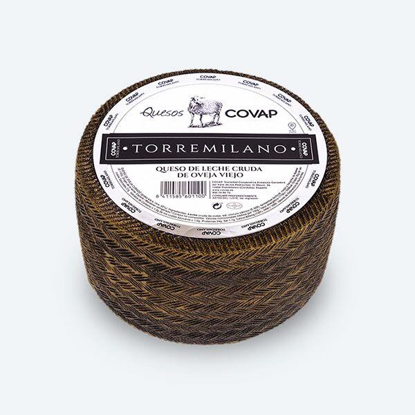 Queso de Leche Cruda de Oveja Viejo Torremilano | Quesos COVAP