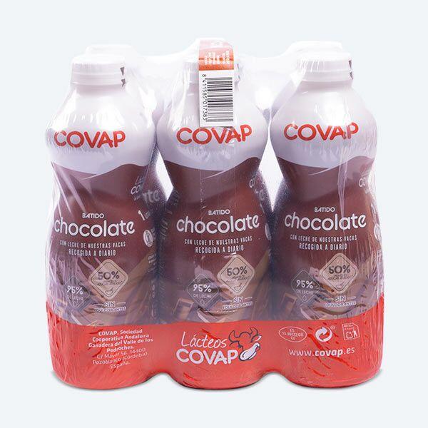 Batido de chocolate COVAP 1L | Lácteos COVAP