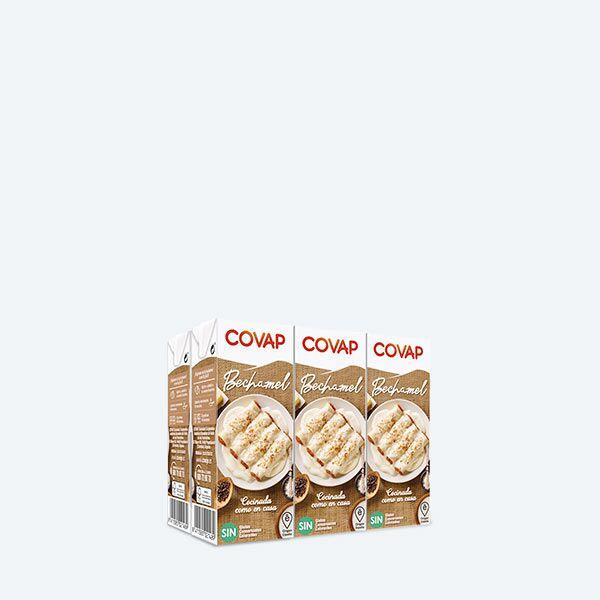 Bechamel COVAP 200ml | Lácteos COVAP