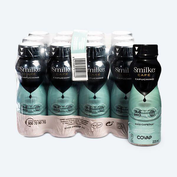 Smilke Café Capuchino COVAP | Lácteos COVAP