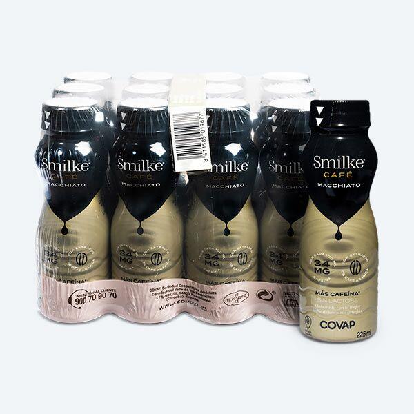 Smilke Café Macchiato COVAP   Lácteos COVAP