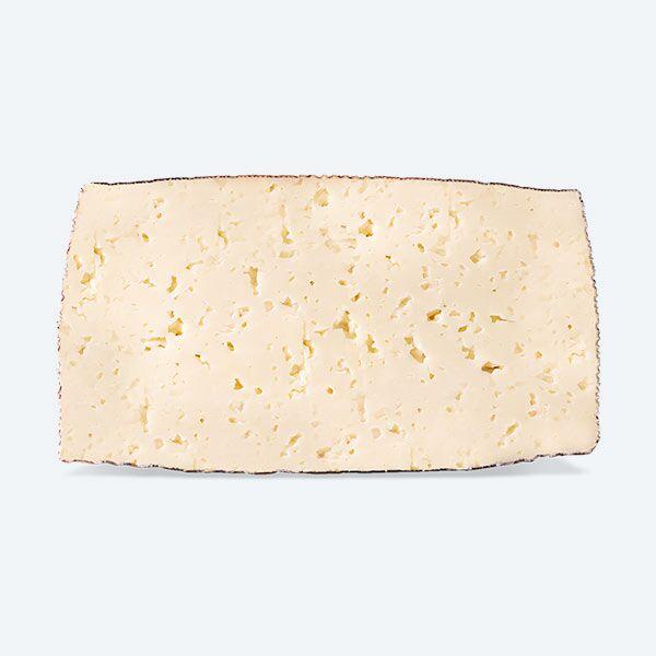 Queso de Leche Pasteurizada de Oveja Semicurado Mitad sin etiquetar | Quesos COVAP